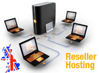Reseller Hosting in UK